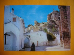 Cpsm  CASTRIL  -  Granada   -  Entrée à La Ville Haute  -   Grenade  -   Espagne - Granada