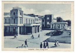 Senigallia Piazza Aurelio Saffi Non Viaggiata   COD.C.1889 - Senigallia