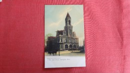 Rotograph---- - Massachusetts>---- > Springfield  Court House ------------- - 1864