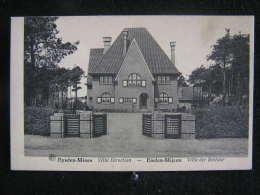 X-n°129 / Eysden-Mines Villa Direction - Eisden-Mijnen Villa Der Bestuur  / Circulénon .- - Maasmechelen