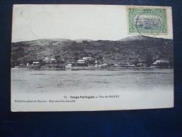 CONGO PORTUGAIS : Vue De NOGUI En 1912 - Angola