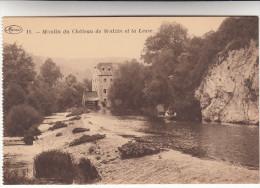 Moulin Du Château De Walzin Et La Lesse (pk19875) - Namur