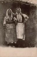 Cpa Femmes Macédoniennes  Souvenir D'Orient  (Guerre Mondiale 1916 Front D'Orient) Dos Vierge, Aucune Inscription - Macédoine