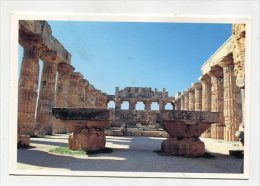 "ITALY - AK 234326 Selinunte - Interno ""Tempio E"" - Otras Ciudades"