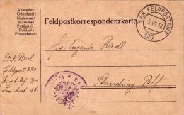 Alte Feldpost- AK  1. Weltkrieg - Details Siehe Scann - 1916 - War 1914-18