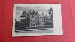 - Massachusetts> Springfield  Residence D B Wesson--1865