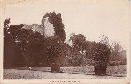 Reino Unido--Gales--Cardiff--The Keep,Cardiff Castle. - Castillos
