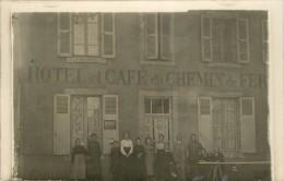 Dompierre Sur Besbre Hotel Et Café Du Chemin De Fer - France