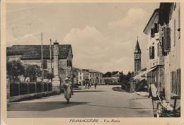 VENEZIA - PRAMAGGIORE - VIA ROMA    - G - Venezia