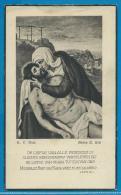 Bidprentje Van Emma Maria Geubels - Sinaai - Eine - 1878 - 1937 - Imágenes Religiosas