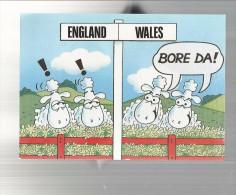 90648 HUMOR UMORISTICA ENGLAND WALES BORE DA - Humour
