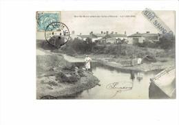 85 - Dans Les Marais Salants Des SABLES D' OLONNE - La Garliere - 1904 - Saint Florent Des Bois