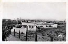 BORDJ BOU ARRERIDI (Algerien), Groupe Scolaiere, Fotokarte Gel.1953 N.Constant?, 12F Frankierung - Algerien