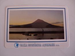 Bank/Banque/Banco Caixa Económica Açoreana Portuguese Pocket Calendar 1991 - Formato Piccolo : 1991-00