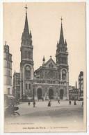 75 - PARIS 11 - Eglise Saint-Ambroise - LJ 70 - Arrondissement: 11