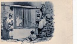 Métier A Tisser En Kabylie - Professioni