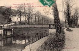 51 Environs De Toul Villey St Etienne  Le Pont Du Canal Au Pied Du Village - France