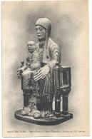 -SAINT-NECTAIRE..NOTRE-DAME DU MONT CORNADORE(statue Du XIIe/S)..NON ECRITE.. - Saint Nectaire