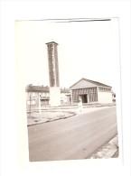 Photo Originale EURE 27 EGLISE  Moderne Du MANOIR 1965 - Architecture - Le Manoir