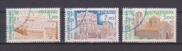 FRANCE / 1984 / Y&T SERVICE N° 79/81 - Oblitérations UNESCO De 1984. SUPERBE ! - Officials
