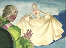 """Image MENIER N° 67 Par Jean Adrien MERCIER - Album """"Il était Une Fois"""" - Cendrillon - 1953 - TBE - Trade Cards"""