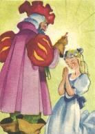 """Image MENIER N° 44 Par Jean Adrien MERCIER - Album """"Il était Une Fois"""" - Barbe-Bleue - 1953 - TBE - Trade Cards"""
