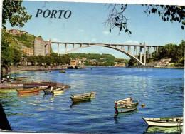 PORTO  Ponte De Arrabida  Recto Verso Beaux Timbres HHOLIMPIADE  Cheval Foot - Porto