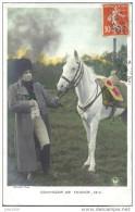 WATERLOO ..-- NAPOLEON ..-- Campagne De France 1814 . 1908 Vers BEAUVAIS ( Mr Georges BARAT ) . Voir Verso . - Waterloo