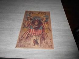 Programme Scouts/Buffalo Bill/USA - Scoutismo