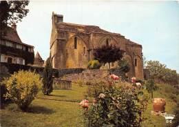 Environs De SARLAT Notre Dame De Temniac Vaste Nef Du XIIe Siecle A Deux Coupoles(SCAN RECTO VERSO)MA0076 - Sarlat La Caneda