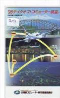 Télécarte  *  (2101) Phonecard Airplane * Flugzeug Avion * AVION * AIRLINES * - Flugzeuge