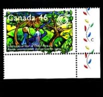 CANADA - 1999  YEAR OF THE OLDER PERSONS  MINT  NH - 1952-.... Regno Di Elizabeth II