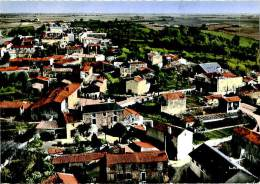 Belle CPSM  -     Echiré  - Le Village D' Androllet                  G727 - France
