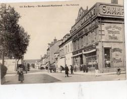 SAINT-AMAND-MONTROND RUE NATIONALE MAISON DE LA SAMARITAINE - Saint-Amand-Montrond