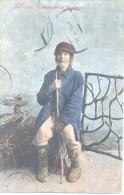 LETTISCHER BESENGINDER IN KURLAND CPA VOYAGEE 1924 DE IGNACE ROSENBERG VARSOVIE AGENT GENERAL POUR LA POLOGNE A MATEO SA - Letland