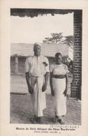 AFRIQUE - MALAWI - Mission Du Shiré Des Pères Montfortains - Deux Jeunes Mariés - Malawi
