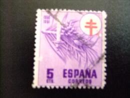 ESPAÑA ESPAGNE SPAIN 1950 Edifil Nº 1084 º Usado Yvert Nº 808 FU - 1931-Hoy: 2ª República - ... Juan Carlos I