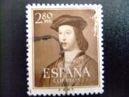 ESPAÑA ESPAGNE SPAIN  1952 Eifil Nº 1110 º Usado Yvert Nº 830 FU - 1931-Heute: 2. Rep. - ... Juan Carlos I