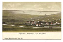 Suisse Speicher Hinterwies Und Bodensee - Suisse