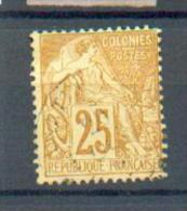 Colg 444 - YT 53 Obli - Alphée Dubois