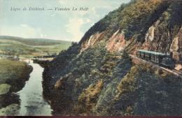 CP - Ligne De Diekirch - Vianden La Hellt - Train - Diekirch