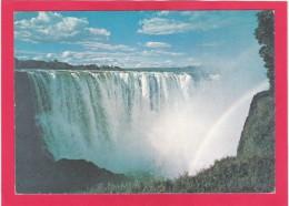 Victoria Falls, Zimbabwe, Africa, Posted With Stamp, B. - Zimbabwe