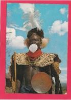 Turkana, Kenya, East Africa, Posted With Stamp, B. - Kenya