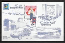 Blok 91 ** Postfris - Blocks & Sheetlets 1962-....