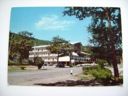 RIFREDDO   HOTEL  TOURIST  POTENZA     VIAGGIATA  COME DA FOTO