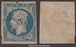 PC 3321 Sur 25c République (Tardets-Sorholus, Basses-Pyrénées (64)), Cote 37.5€ (+40€ Pour Le Timbre) - 1849-1876: Classic Period