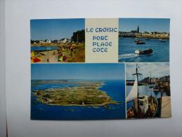 CP , Le Croisic , Loire Atlantique - Le Croisic