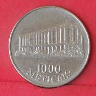MOZAMBIQUE  1000  METICAIS  1994   KM# 127  -    (Nº12060) - Mozambique