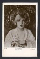 *Mae Murray* Ed. Zerkowitz Nº C-82. Foto *M. Goldwyn Mayer* Escrita. - Actors