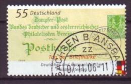 BRD - 2006 - MiNr. 2565 - Gestempelt - Used Stamps